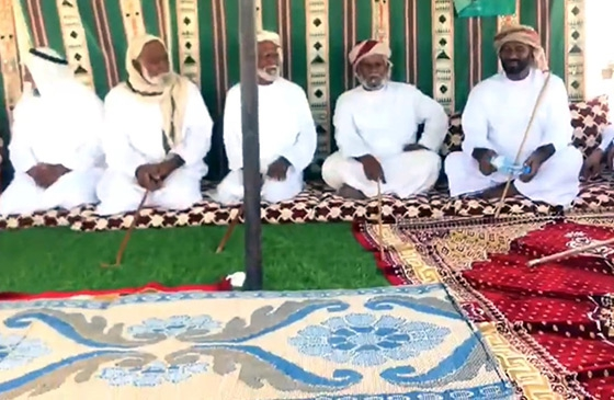 Video: Celebration, Qarn-al-Alam 2018