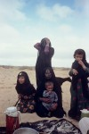 Mother and children at Haylat Solal