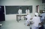 Sultan Qaboos University (SQU) students visit Haima school